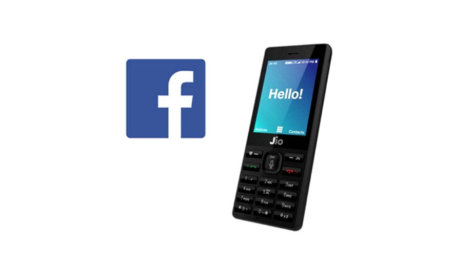 JioPhone users get Facebook app, available to download via