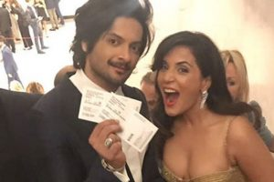 Richa Chadha to attend Oscars 2018 with beau? No, says Ali Fazal