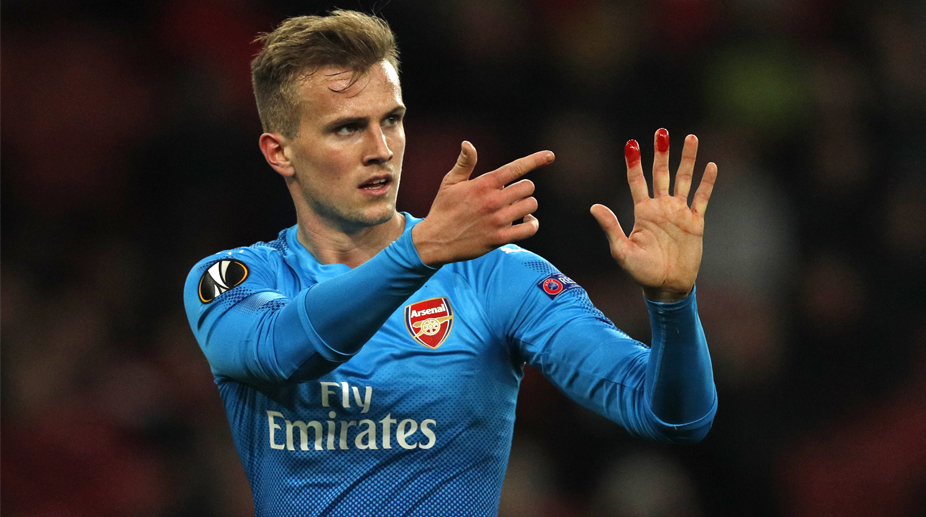 Rob Holding, Arsenal F.C., UEFA Europa League, Arsenal vs Ostersunds