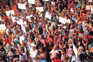 Choppy waters test India in Maldivian crisis