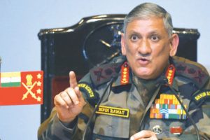 Army chief should be heard, not gagged