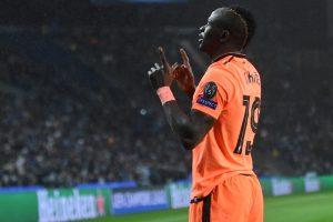 UEFA Champions League: Liverpool flatten Porto thanks to Sadio Mane treble