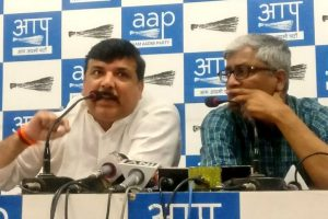 Chief Secretary assault: AAP accuses Delhi police of 'dadagiri'