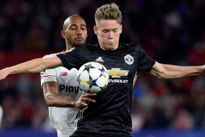 Jose Mourinho hails Scott McTominay after leaving out Paul Pogba for Sevilla draw