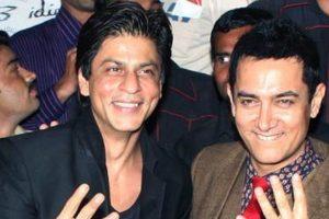 Shah Rukh Khan opens up about Aamir Khan's 'Secret Superstar' success in China