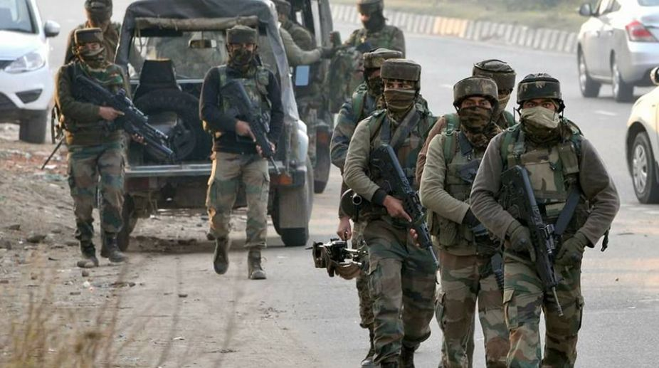 Pathankot air base, Pathankot, Search operation, suspected terrorists, security agencies, Security force