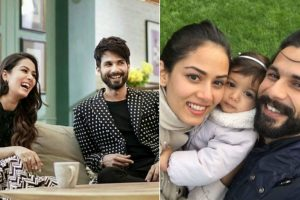 Birthday boy Shahid Kapoor is family guy, pictures say so