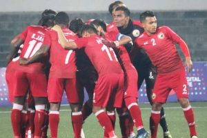 I-League: Koffi, Jagne score as Shillong Lajong beat Aizawl FC 2-1