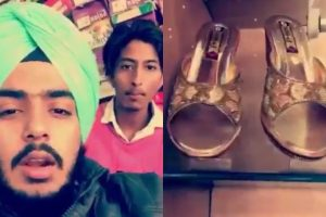 Valentine's Day: Shoe seller goes viral with hilarious anti-stalking video