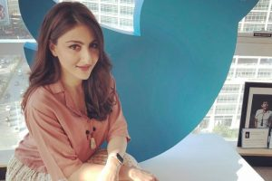 Soha Ali Khan receives heartwarming letter from Amitabh Bachchan