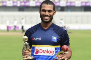 Spinners earn Sri Lanka 1-0 Test series win over Bangladesh