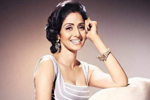 This was the last wish of legendary actress Sridevi