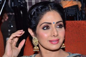 Legendary actress Sridevi passes away after cardiac arrest in Dubai