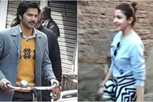 'Sui Dhaaga': Anushka Sharma, Varun Dhawan's behind the scenes pictures revealed