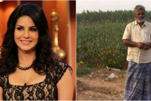 Sunny Leone to bring 'sunny days' for Andhra farmer, know how