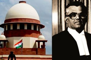 Former Supreme Court judge Ratnavel Pandian dead
