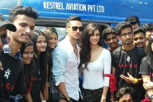 Pics: Baaghi 2 makers launch the sequel with double the Grandeur