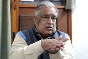Former Cabinet secretary TSR Subramanian passes away