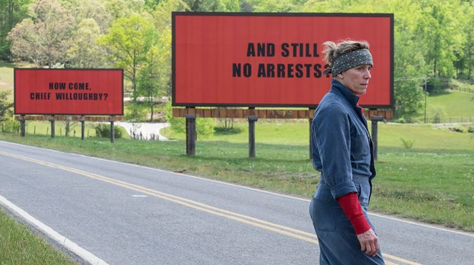 Review | Three Billboards Outside Ebbing, Missouri: Way more than a tragic-drama