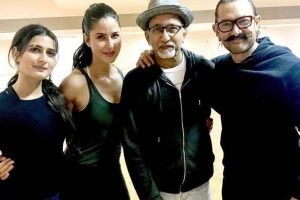 Fatima Sana Shaikh's bold move for 'Thugs of Hindostan'