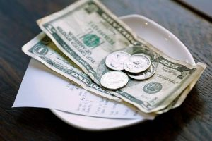 Tipping trick