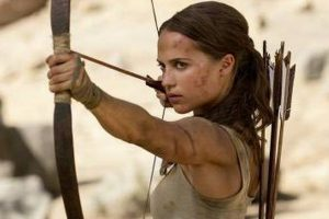 'Tomb Raider' to release in India before US