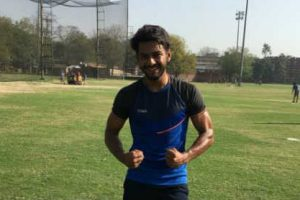 Unmukt Chand slams ton with broken jaw, powers Delhi to easy win