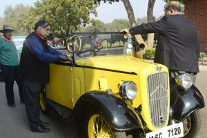 Down memory lane: The Statesman car rally that became a movement