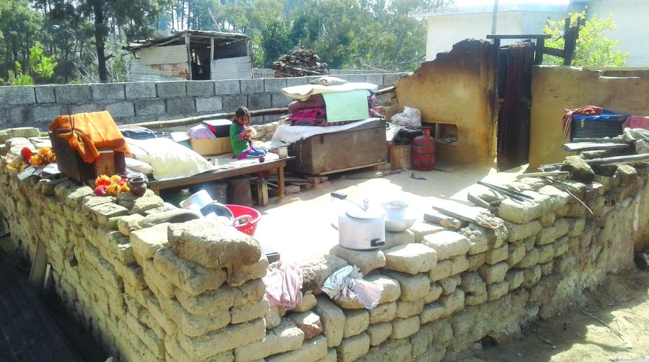 Dalit families, court, Dalits, illegal establishments