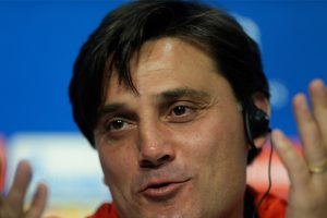 UCL: Vincenzo Montella's simple strategy to beat Manchester United