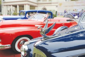 Countdown begins for Capital vintage extravaganza