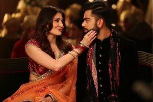 Pics inside: Anushka Sharma hails husband Virat's maiden century in rainbow nation