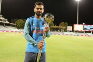 Watch: Here is what Virat Kohli said to his fans after retaining Test Championship Mace
