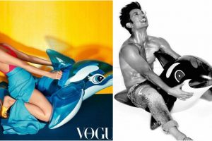 After Deepika Padukone, Sushant Singh Rajput's pics go viral