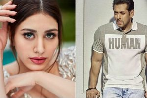 Who is Salman Khan's 'ladki' Warina Hussain from the tweet? See details
