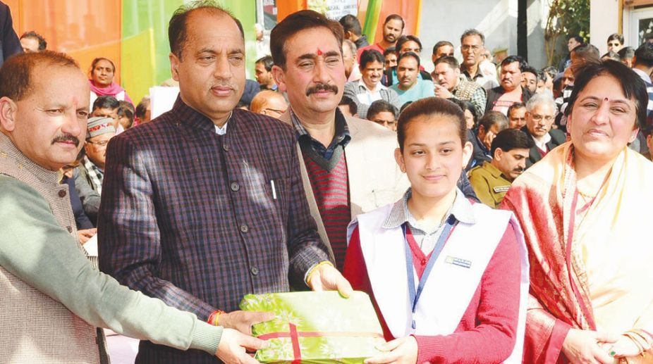 Himachal Pradesh Chief Minister Jai Ram Thakur