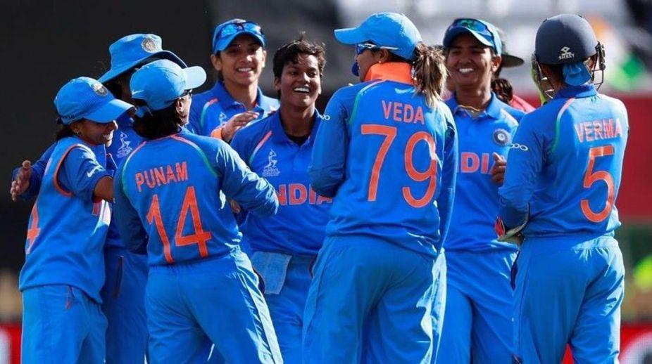 Women cricket team