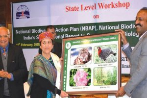 22 plant species threatened in Himachal