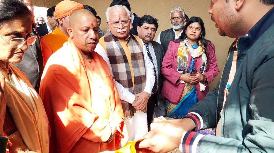 Surajkund Mela Inauguration