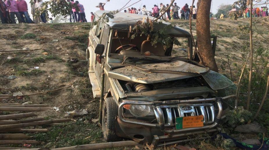 Bihar hit-and-run case, Opposition, Bihar CM, Nitish Kumar, Tejashwi Yadav, Manoj Baitha
