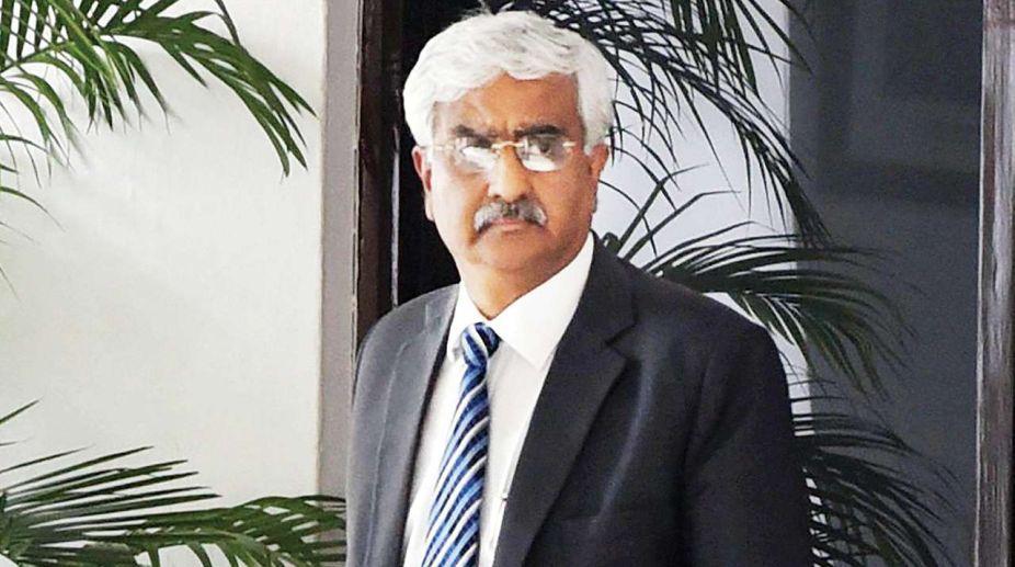 Chief Secretary Anshu Prakash