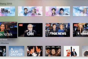 Apple TV and TV app for iOS now supports Live News channels