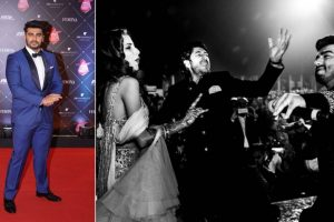 Arjun Kapoor's sweet message for sister-in-law Antara Motiwala