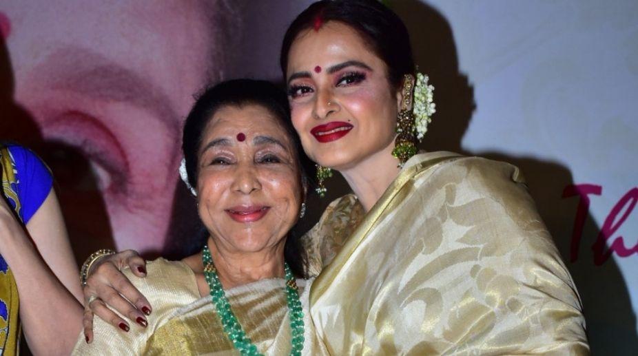 Asha Bhosle, Yash Chopra Memorial National Award, Yash Raj Chopra