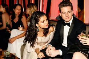 Charlie Puth claimed that dating Selena Gomez messed him up