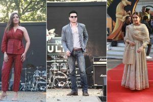 Photos | Music launch of 'Daas Dev' in Mumbai