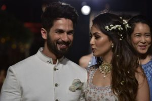 Shahid, Mira confirm arrival of their second child!
