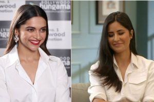 Is new friendship brewing up between Deepika Padukone and Katrina Kaif?