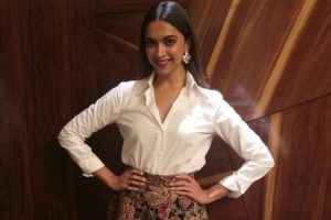Pics: Deepika Padukone giving fashion goals on mixing the brands