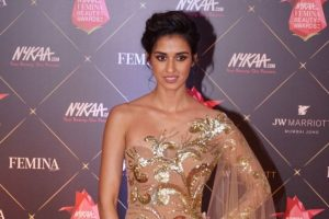 Tough to cope up with Tiger's energy levels: Disha Patani